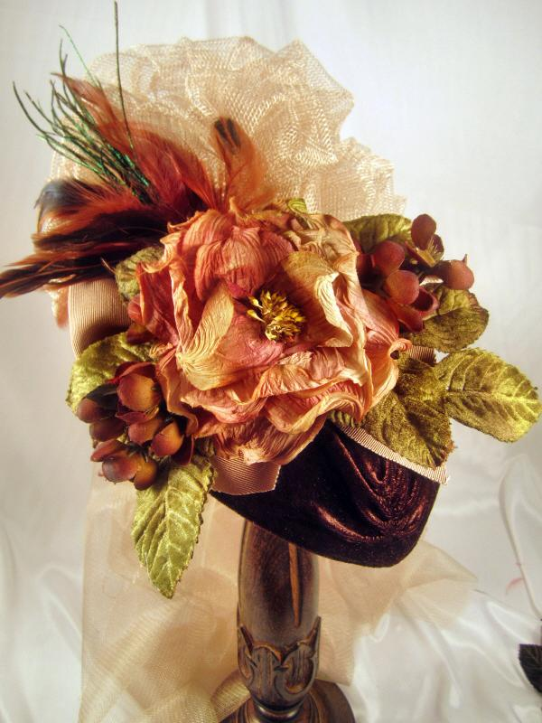 Hooked On Country Victorian Style Old West Hats